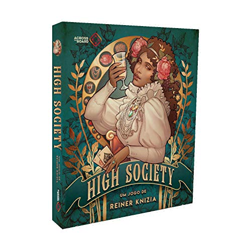 High Society - Board Game, Across The Board