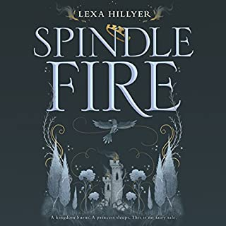 Spindle Fire cover art