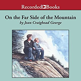 On the Far Side of the Mountain audiobook cover art