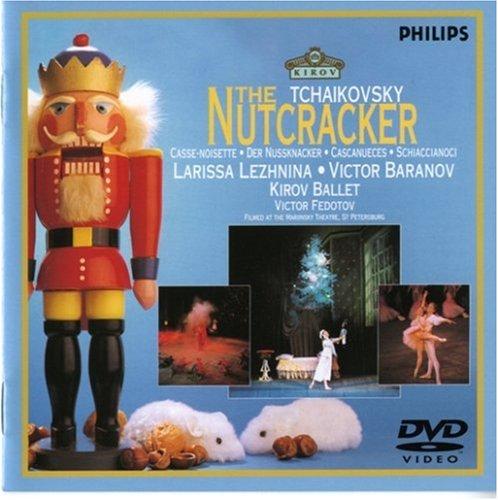チャイコフスキー:バレエ《くるみ割り人形》 [DVD]の詳細を見る