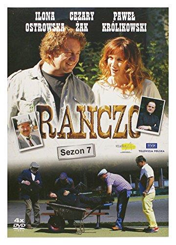 Ranczo: Sezon 7 [4 DVD Box] [PL Import]