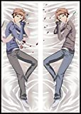ATHLY Ouran High School Host Club Body Pillow Cover Two Way Tricot 100x34cm Pillowcases