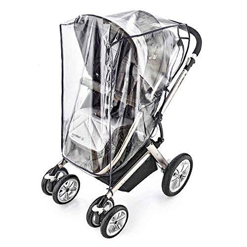 BabyJem 1112051 - Protector de lluvia para cochecito (1 unid