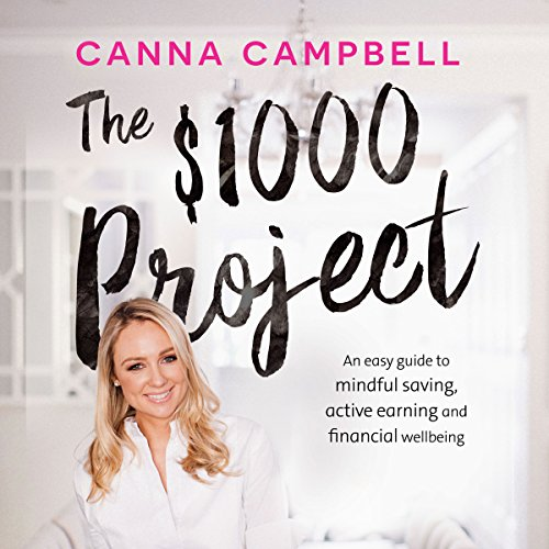 The $1,000 Project audiobook cover art