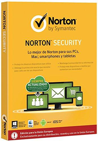 Norton Antivirus Security 2.0 EN 5U 1 Jahre [import allemand]