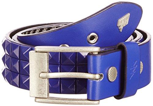 LowLife Triple S, Ceinture Homme, Bleu (Royal Blue), 30cm (taille fabricant:XS)