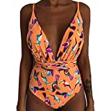 Traje De Baño,Sexy Bra Vendaje Trajes de una Pieza Nuevas Mujeres Acolchado Ropa de Playa brasileña Conjunto Caliente Bikini de baño de Playa Bikini-Sol_SG