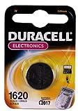 Duracell CR1620 3V Single-Use Battery Litio - Pilas (Single-Use Battery, CR1620, Litio, 3 V, 1 Pieza(s), Botón/Moneda)