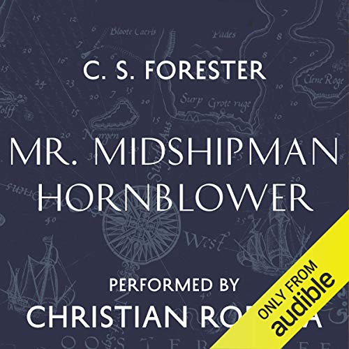 Couverture de Mr Midshipman Hornblower