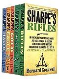 Bernard Cornwell The sharpe series 6 to 10 books collection set (rifles, havoc, eagle, gold, escape)