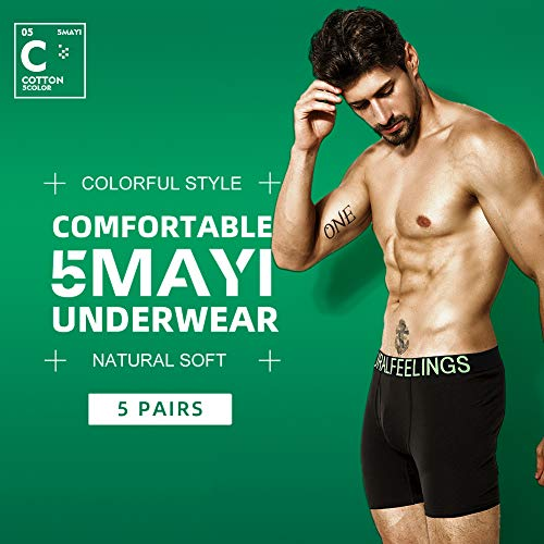Mayi Men's Workout Underwear
