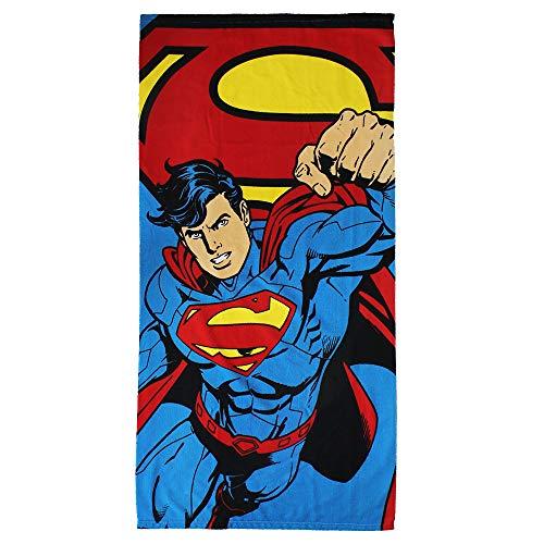 DC Comics Toalla Superman Microfibra