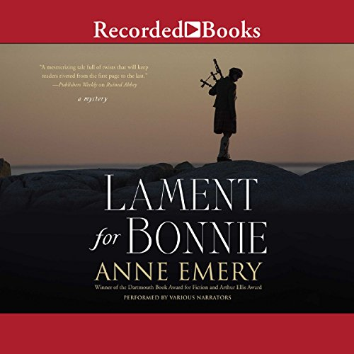 Lament for Bonnie audiobook cover art