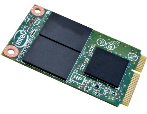 Intel SSDMCEAW180A401 - 530 Series (180GB) Internal Solid State Drive PCIe Module SATA 6gb/s 20nm MLC (Single Pack)