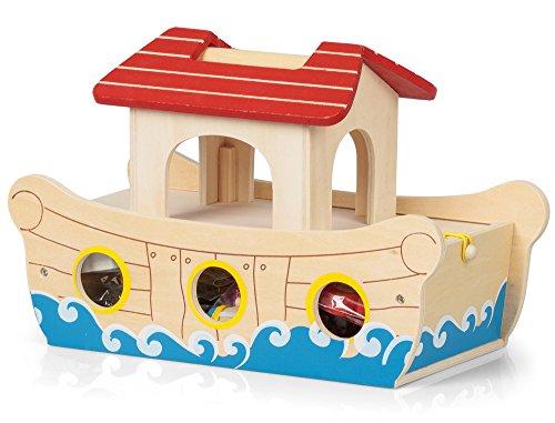 TAP TAP–23064–Arche Noe aus Holz