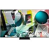 SAMSUNG QN85Q900TS 85-Inch Class Q900TS 8K Ultra HD HDR QLED Smart TV - 7680 x 4320-240 MR - 16:9 - HDMI - Wi-Fi 6 - Bluetooth - Alexa - Google Assistant - Stainless Steel