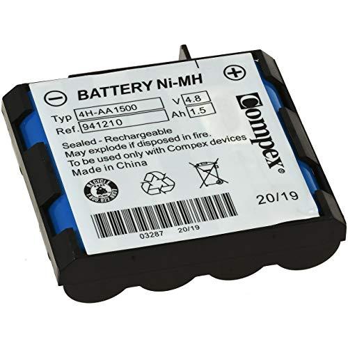 Compex 941210- Batería De Recambio, Azul