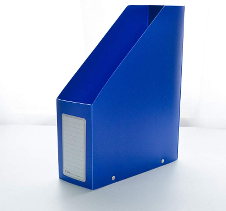 WJF Office Desk-Dateikorb Dateihalter Single Single Single Wasserdichtes PVC Student-Desktop Aufbewahrungsbox Schrubben Fertigstellung Der Box Stand Buchen Mehrere Farben (Farbe    1) B07P8RYTFQ   Spielzeugwelt, fröhlicher Ozean  6d1e98
