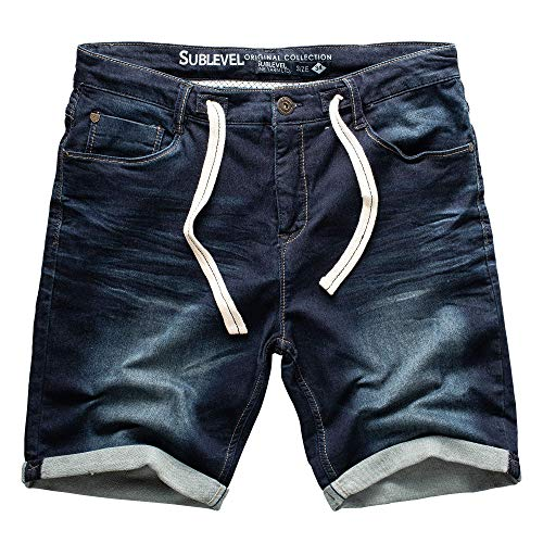 Sublevel Jogg Shorts-H1324Y60688KXD147-40