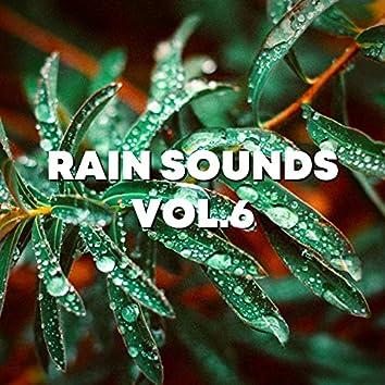Rain Sounds Vol.6