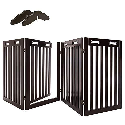 51IqLytBv3L The TOP 7 Best Free Standing Baby Gates 2021 Review