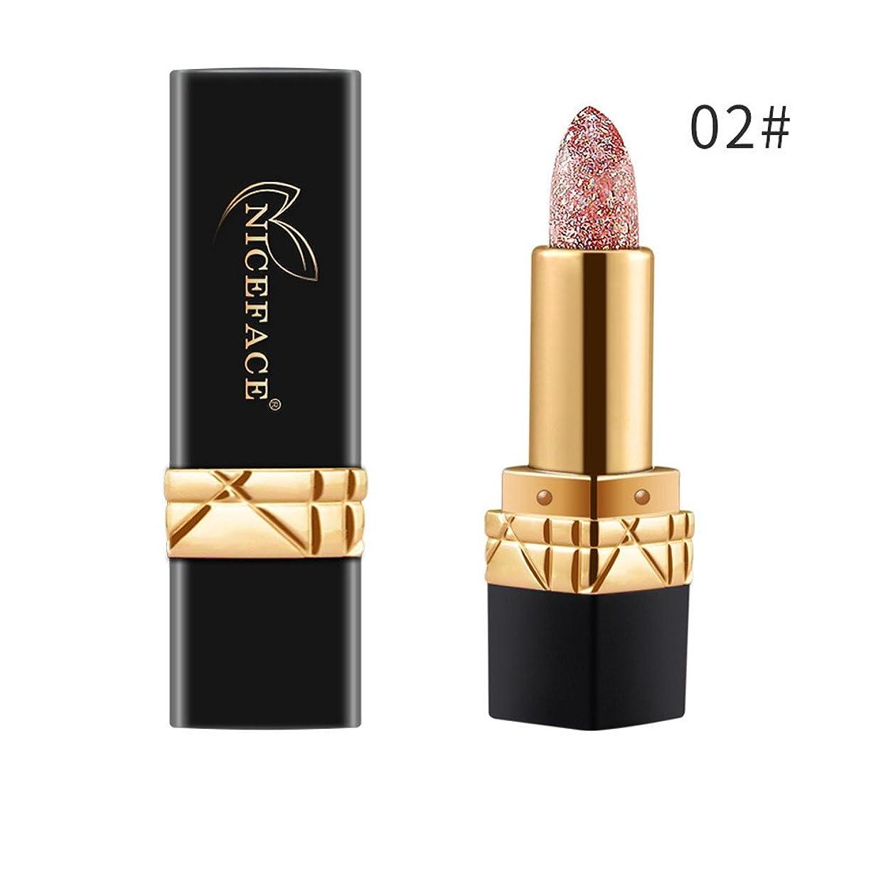 ゴールデン気取らない訴えるYOKINO リップグロス 唇用保湿クリーム 口紅 リップクリーム 色つき バレンタインデー プレゼント (B)