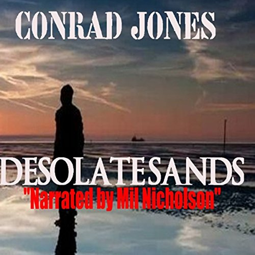 Desolate Sands audiobook cover art