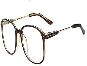 Vintage Retro Round Glasses Frame For Women Nerd Eyeglasses Frames Men Clear Fake Glasses Eyewear Oculos Optical Frame
