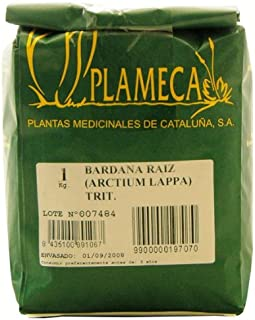 Plameca Bardana Raiz (Arctium Lappa) Trit. 1 Kg 400 g