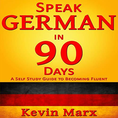 Speak German in 90 Days Titelbild