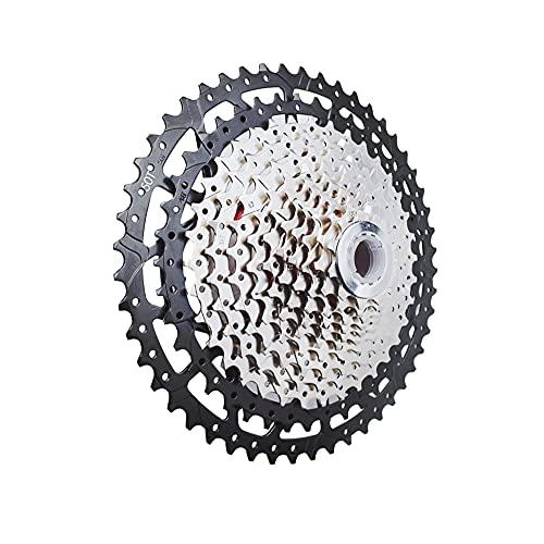 Bibike 11/12 Speed Bike Cassette 11-50T 11-52T Split Structure Mountain Bike Cassette Compatible with Shimano Sram Except Microspline & XD