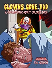 Image of Clowns Gone Bad: A. Brand catalog list of Permuted Press.
