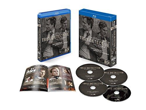 TRUE DETECTIVE/トゥルー・ディテクティブ 〈ファースト・シーズン〉 コンプリート・ボックス (4枚組) [Blu-ray]