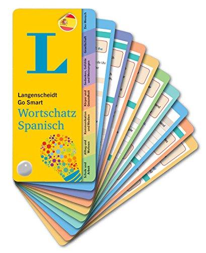 Langenscheidt Go Smart Wortschatz Spanisch - Fächer