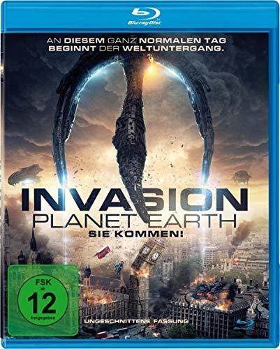 Invasion Planet Earth - Sie kommen! (uncut) [Blu-ray]