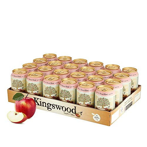 Kingswood Rosé Cider Palette (24 x 330ml)