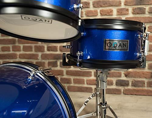 Oqan - Batería infantil qpa-3 blue