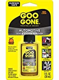 Goo Gone Automotive - Cleans Auto Interiors, Auto Bodies and Rims, Removes Bugs & Stickers - 1 Ounce