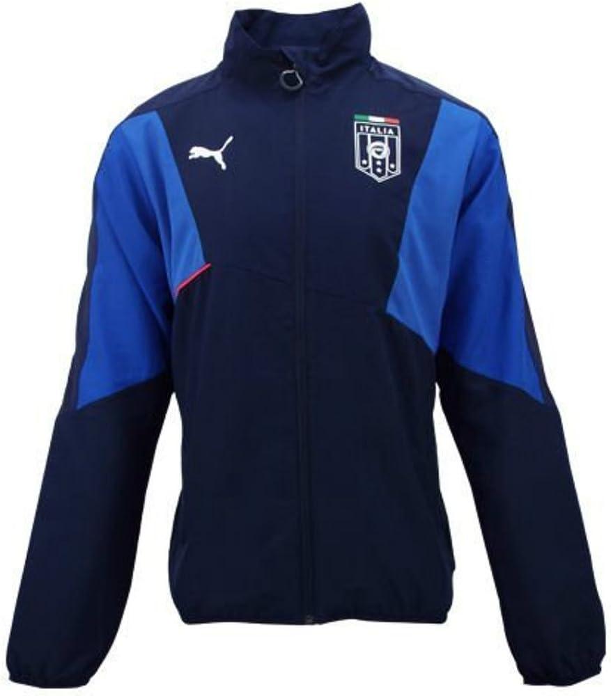 PUMA FIGC Italia Stadium Jacket (S)
