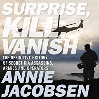 Surprise, Kill, Vanish cover art