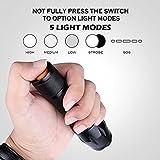 6500K impostazione temperatura colore 3000K clip led regolabile dimmerabile accattivante per studio//lettura//luce notturna Powerking Lampada da scrivania
