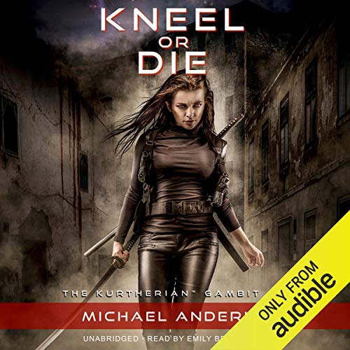 Kneel or Die cover art
