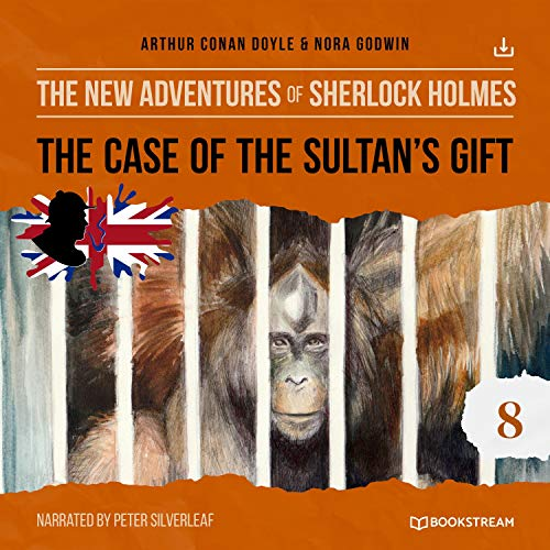 The Case of the Sultan's Gift cover art