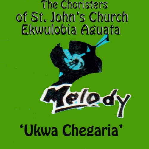 The Choristers of St. John's Church Ekwulobia Aguata