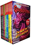R.L. Stine Goosebumps Horrorland Series Collection 10 Books Set inc Classic Covers) inc Stay out of the Basement, The Ghost Next Door, Revenge of the Lawn Gnomes, The Haunted Car, Let's Get