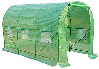 HOMCOM - Invernadero caseta 350 x 200 x 200 Jardin terraza