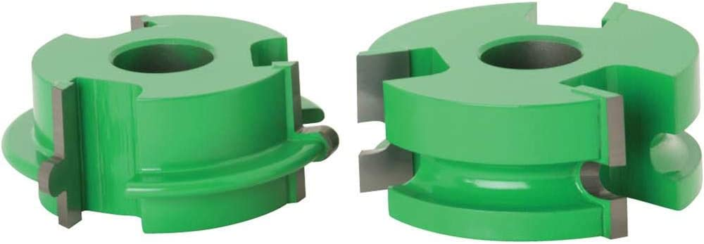 Grizzly Industrial C2307 - Flooring Sale Special Price Mesa Mall Groove Cutter Tongue Set