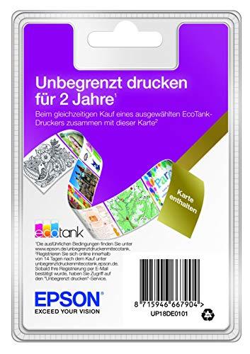 Preisvergleich Produktbild EPSON EcoTank Unlimited Printing EDG Thin