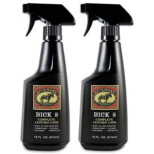 Bickmore Bick 5 Leather Cleaner & Conditioner 16oz Spray