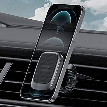 Omoton Magnetic Car Phone Mount 360 deg. Rotation for Cell Phones